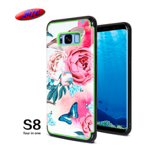 Guangzhou Mobile Phone Case customized 3D Armor Case For Samsung Galaxy S8
