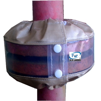 flange safety shields