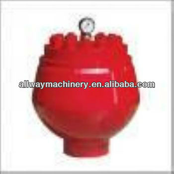 mud pumb pulsation dampener