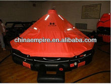 latest SOLAS approved davit-launched inflatable life raft