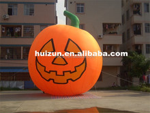 giant inflatable Pumpkin,inflatable advertising model,outdoor advertising for Halloween
