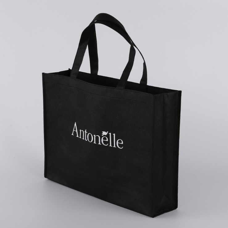 Recyclable non-woven promotional bag eco-friendly shopping bag