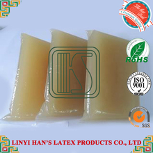 Fully automatic machine used animal jelly glue to make paper carton