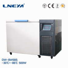 -30 to -86 C Serials Laboratory Deep Freezer Chest Ultra Low Temperature Medical Freezer