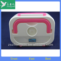 2014 Fashion CE and ROHS Hot sale factory price Electric lunch box