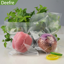 Vacuum seal packaging supplies pouch for food storage