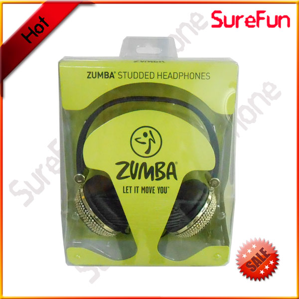 be in vogue diamond headphone with blister card packing