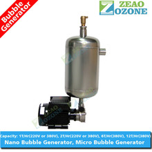 OZONE MIXING S/S TANK AND PUMP (2000LPH)