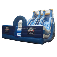 Popular inflatable bouncer slide fun city game for kids