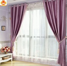 100% polyester new style happy curtain designs