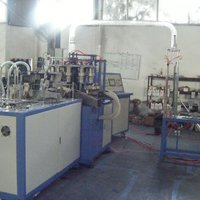 80pcs Min Paper Cup Forming Machine