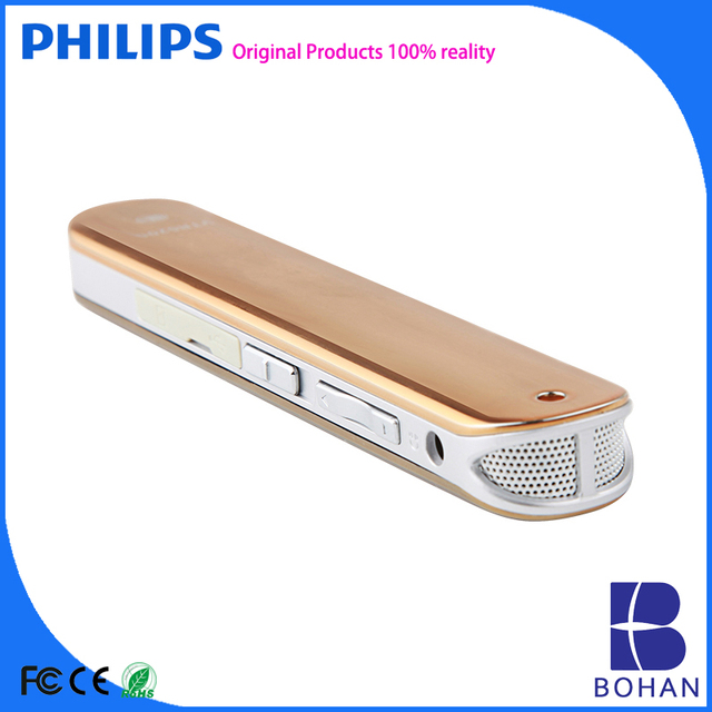 PHILIPS Voice Recorder Transcriber with Music