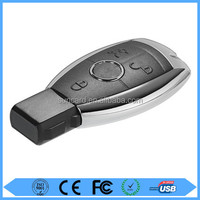 Free sample car key shape usb flash drive 32gb