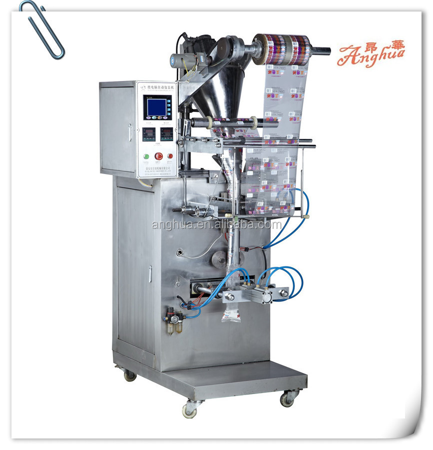 Automatic cocoa powder packing machine, Automatic henna powder packing machine, Automatic spirulina powder packing machine