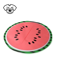 Pet cooling Fruit mat ice pad Waterproof Summer Dog Bed