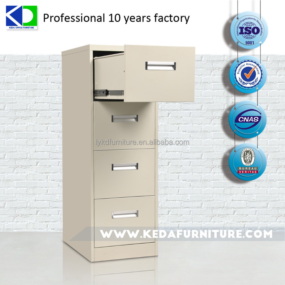2016 Steel Furniture/China supplier cheap price 4 drawer metal vertical filing cabinet