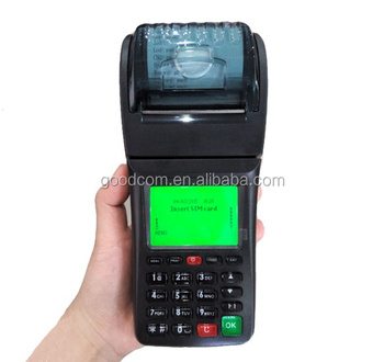 Cheap 3G POS Printer for M-PESA Mobile Wallet