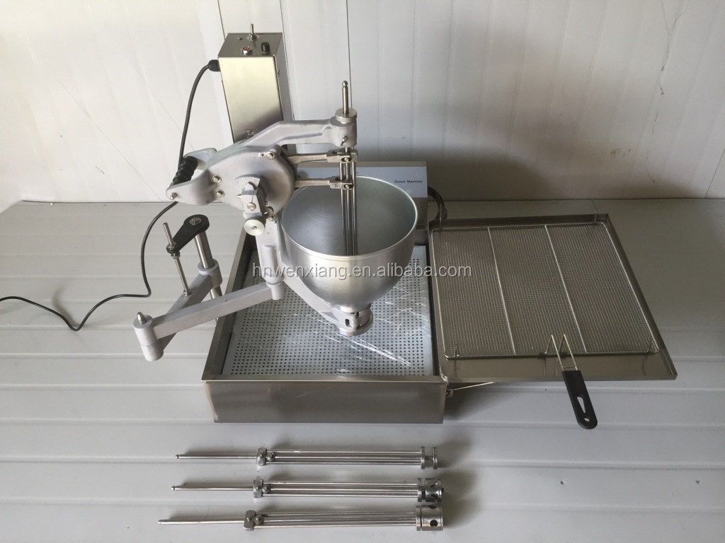 Top quality automatic turkish snack lokma machine and donut deep fryer