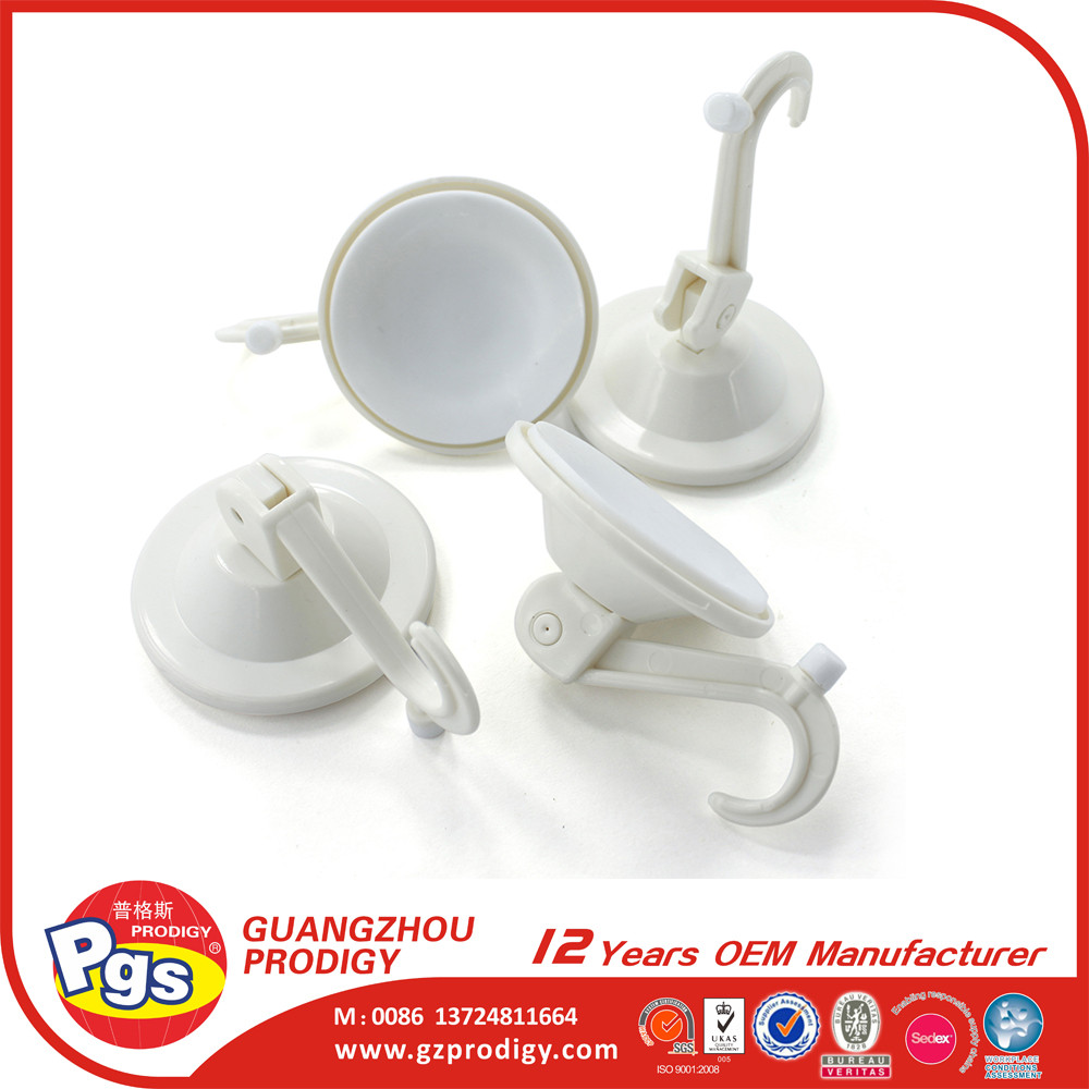 Strong suction adhesive hook suction wall hook