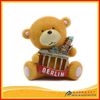 Berlin city characteristic resin bear figurines tourist souvenirs