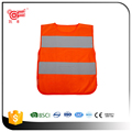 100% Polyester reflective safety high visibility vest for children KF-108