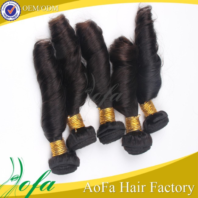 Alibaba can be dyed Various styles color #2 peruvian hair