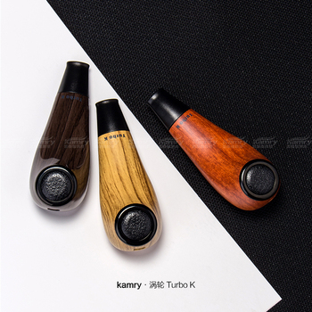 2017 Popular new vapor kamry Turbo K 35w with 0.5ohm coil colored smoke cigarette