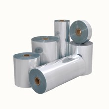Rigid Clear PET Film roll for Thermoforming Packing