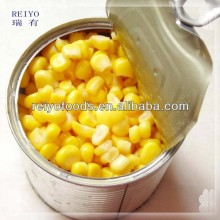 canned sweet corn Chinese foods price list