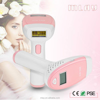 Flash and Go Face and Body Permanent IPL Hair Removal Device