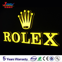 Outdoor waterproof advertising sign led channel letter,high bright alphabet letter