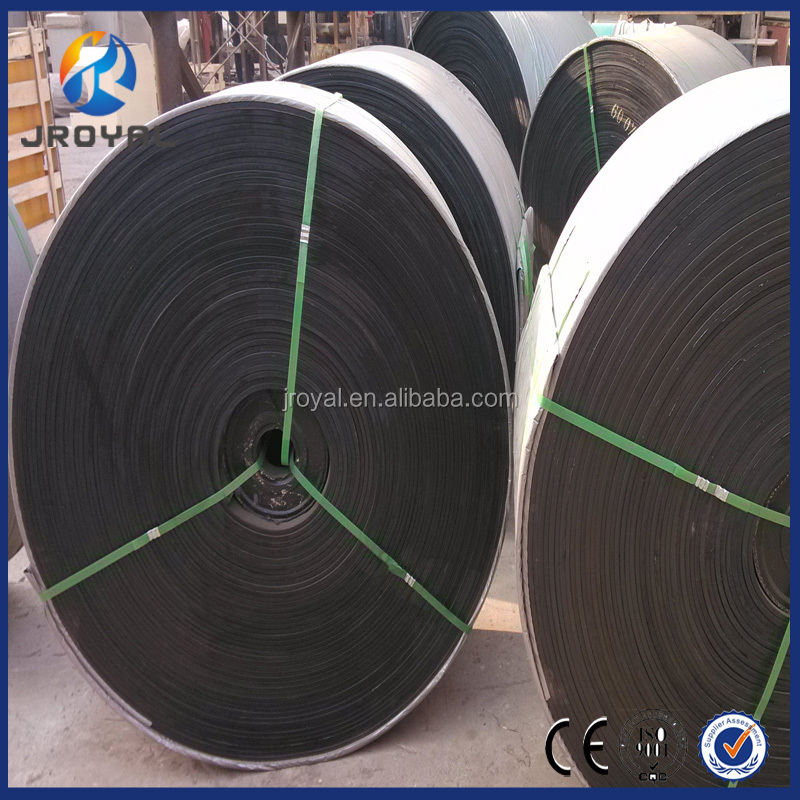 China Rubber Conveyor Belt used for Paper Factories