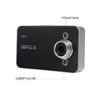 Hottest 2.4inch K6000 mini video recorder manual car camera hd dvr instrument camera Car DVR