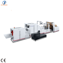 [JT-SBR290]Full automatic square bottom machines for making kraft paper bags