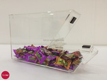 Top quality candy display <strong>shelves</strong> & acrylic candy display stand