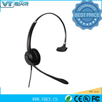 Customer call center for Finland market headset microphone