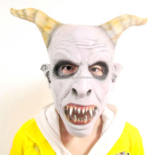 Newest Design Alibaba Trade Assurance Rubber 2017 Halloween Zombie Mask