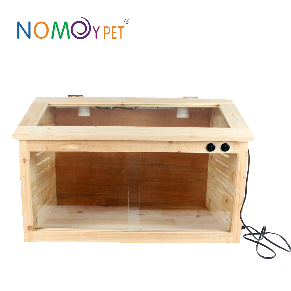 Nomo New Product Acrylic Cage Pet House/Pet Cages/Reptile Display Case, reptile carrier