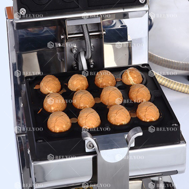 taiyaki ice cream machine