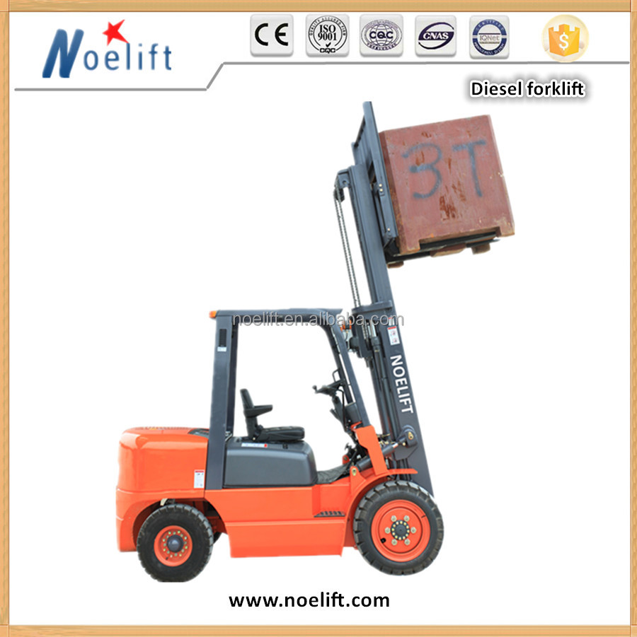 good price 1.5 ton Explosion proof forklift battery price Type and New Condition Diesel Forklift 1500 - 3500kg price