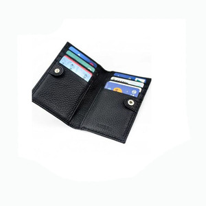 fashion design cartoon leather passport holders wallets
