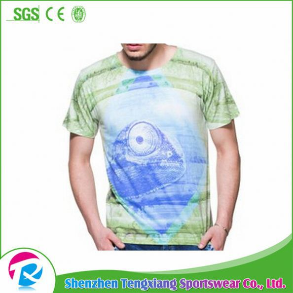 Sample Free Cheap Custom Printed Promotional T Shirts