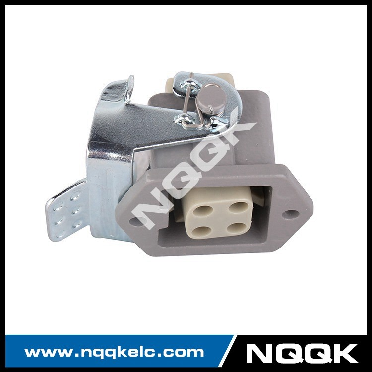 4  top entry heavy duty connector Electrical Cable Connector.JPG