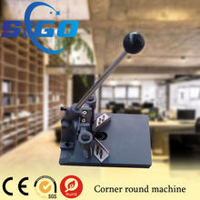 SG-CR01 corner punch machine round corner cutting tools