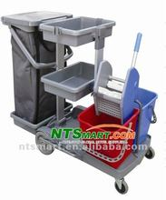 Janitor Cart / Cleaning Trolley cart