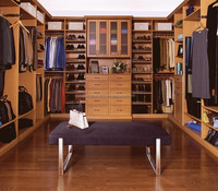 plywood wardrobe design solid wooden fitting walk in closet