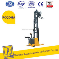 Professional portable cheapest price electric reach truck for cargo