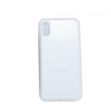 wholesale Blank phone case TPU 2 in 1 cell phone case for Iphone X