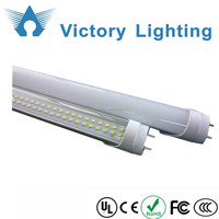 "48"" 4ft Fluorescent Light Fixture Replacement 6500K Bright White T8 tube 18W UL Listed"