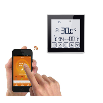 Programmable lcd touch panel heating digital thermostat for solar water heater